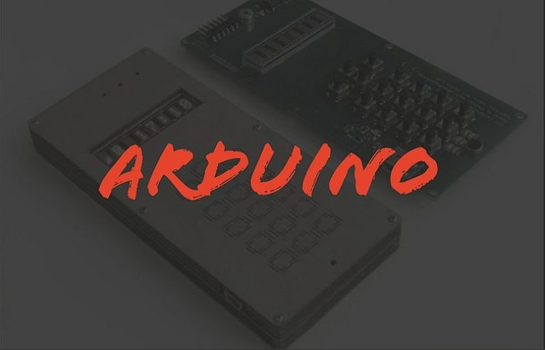 R&D arduino Openscop