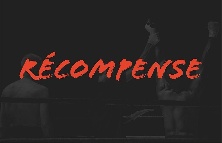 recompense Openscop