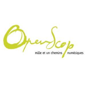ancien logo Openscop